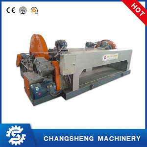 Hydraulic 8 Feet Wood Log Debarker Machine for Making Plywood