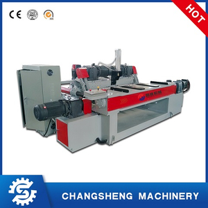 Rotary Veneer Peeling Machine Spindle-less for 4 Feet Core Veneer