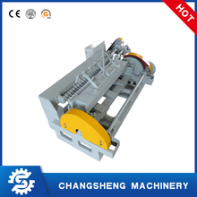 Wood Core Veneer Peeling Machine Spindle Less Hydraulic machine