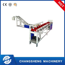 Log Feeding Machine with Automatic Wood Transmission Function Equipment