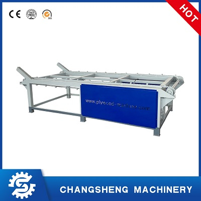 Plywood Machine 4 Feet Storage of Logs Machine