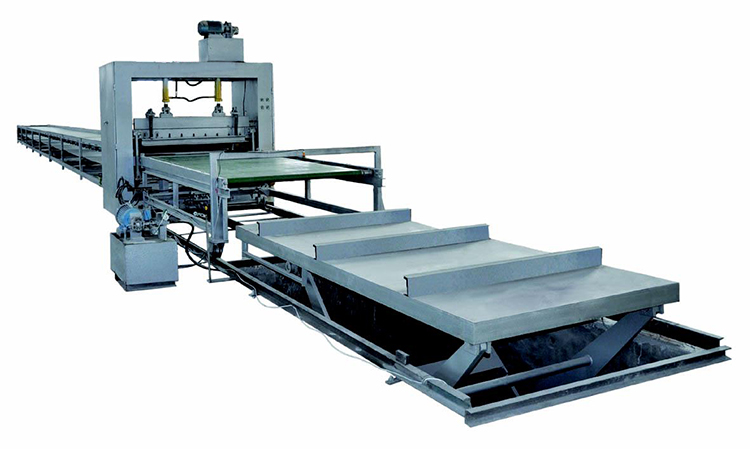 veneer lay-up machine