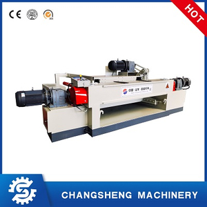 Plywood Machine 4 Feet Spindleless Face Veneer Peeling Machine