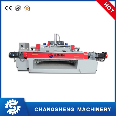 Plywood Making Machine 4 Feet Spindle Less Veneer Peeling Machine