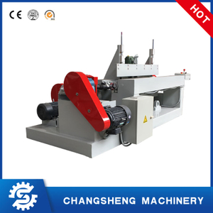 Wood Core Veneer Rotary Peeling Machine