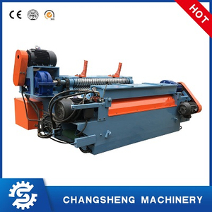 4 Feet Heavy Duty Log Debarker Machine for Wood