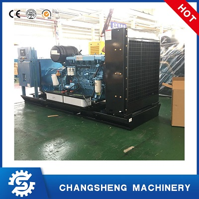 150 KW Diesel Electric Generator for Plywood Production