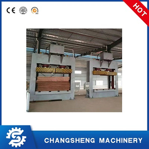 Hydraulic Plywood Cold Press Machine