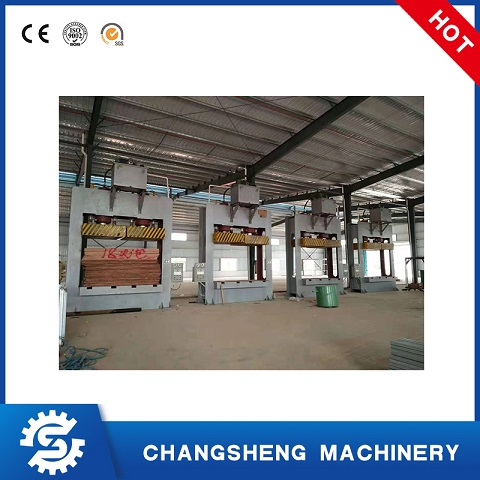 Plywood Machine Automatic Cold Press Machine
