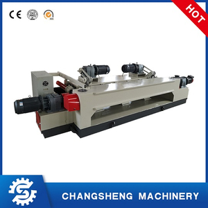 Plywood Making Machine 6 Feet Plywood Veneer Peeling Machine