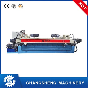 8 Feet Spindleless Plywood Veneer Peeling Machine