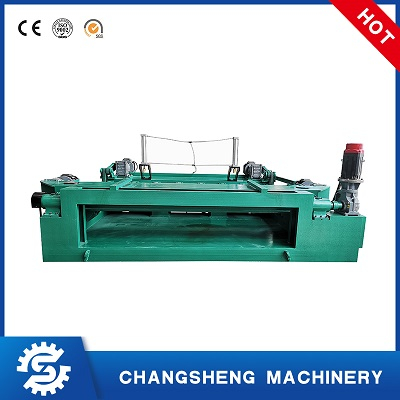 Face Veneer Peeling Machine Spindle-less Rotary 8 Feet