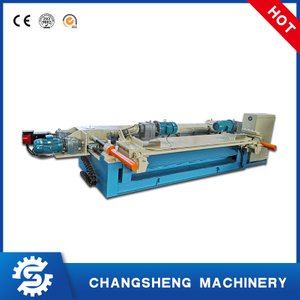 8 Feet Plywood Hydraulic Veneer Peeling Machine