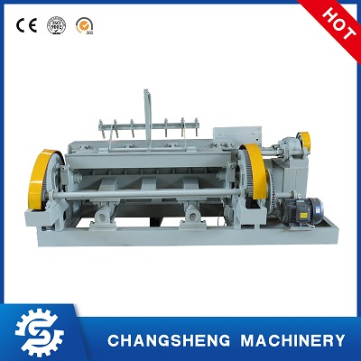 Spindleless Wood Core Veneer Rotary Peeling Machine