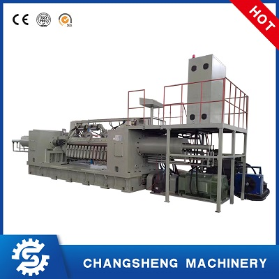 Vertical Spindle Veneer Peeling Machine for Plywood Making