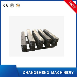 Machine Parts Knife of Plywood Veneer Peeling Machine
