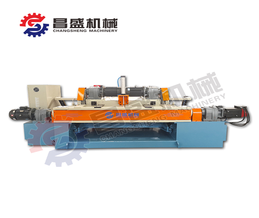 4 feet veneer peeling machine