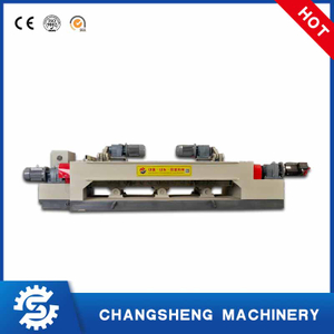 6 Feet Rotary Veneer Peeling Machine for Making Plywood Veneer