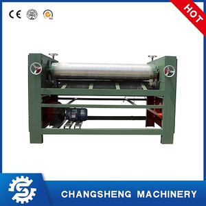 Plywood Veneer Double Side Glue Spreading Machine for 4 Feet And 8 Feet