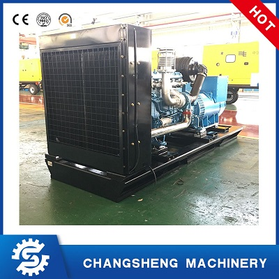 Silent 50HZ 150KW Diesel Electric Generator Powered