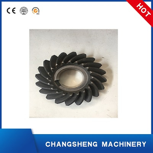 Machine Parts Bevel gear for Plywood Veneer Peeling Machine