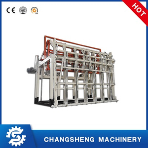 4 Feet Automatic Core Veneer Stacker Machine