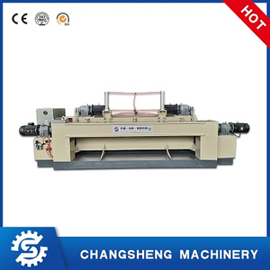 8 Feet Rotary Plywood Veneer Peeling Making Machine