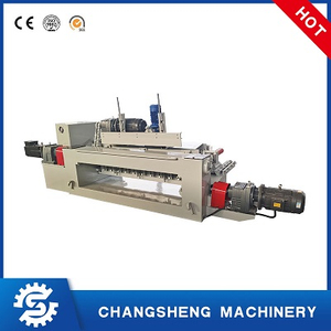 4 Feet Spindle Less Wood Core Veneer Rotary Peeling Machine