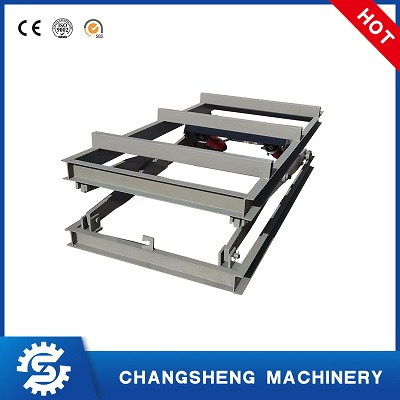 Hydraulic Lifting Platform for Automatic Stacking System of Plywood Making