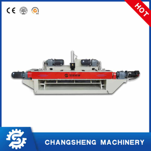 6 Feet Spindleless Core Veneer Peeling Machine