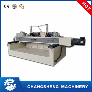 6 Feet Spindleless Rotary Veneer Peeling Machine