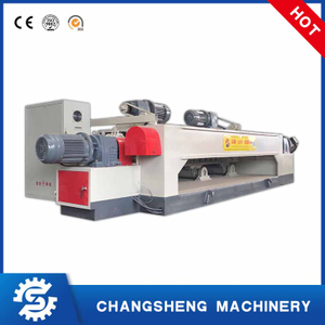 6 Feet Spindleless Face Veneer Peeling Machine